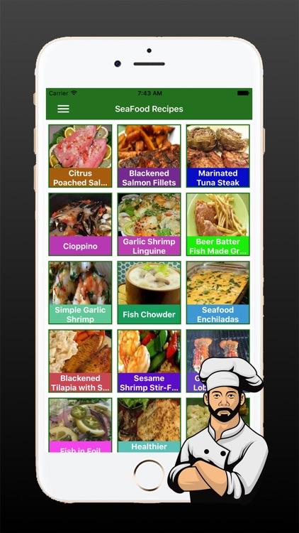 Tasty Recipes in English screenshot-4