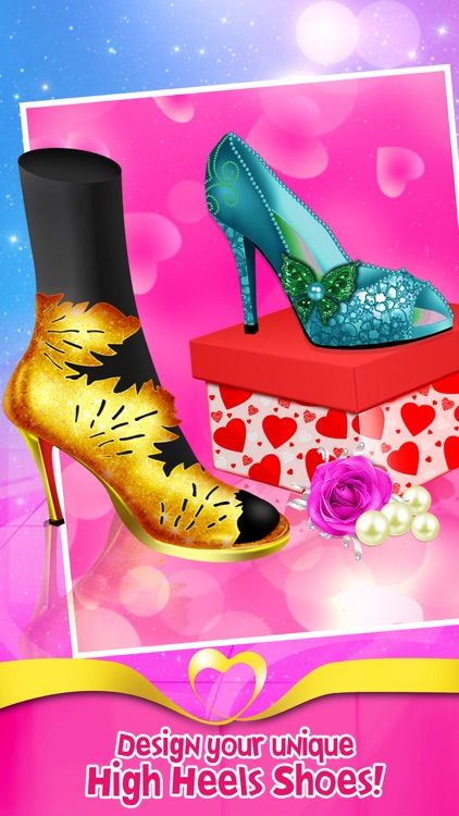 High Heels Shoes Design screenshot-3