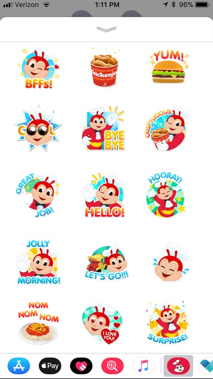Jollimoji Sticker Pack