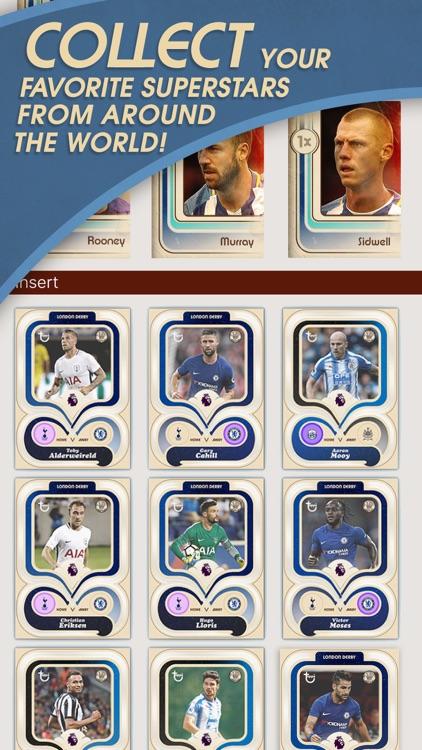 KICK: Football Card Trader screenshot-0