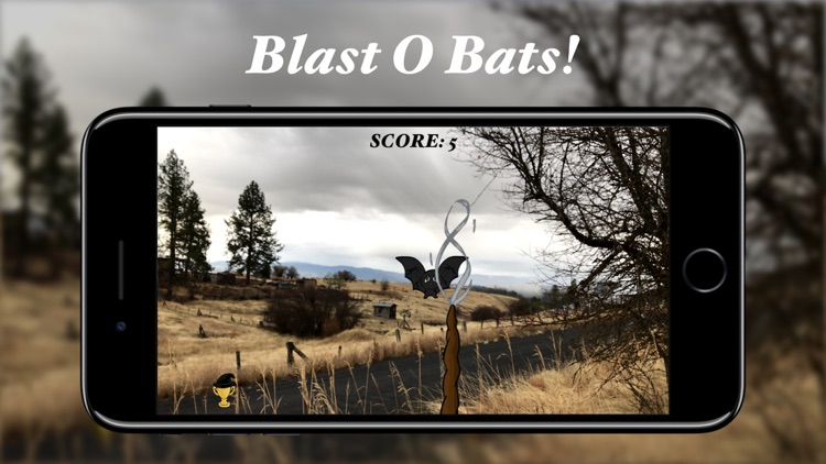 Blast O Bats AR screenshot-0