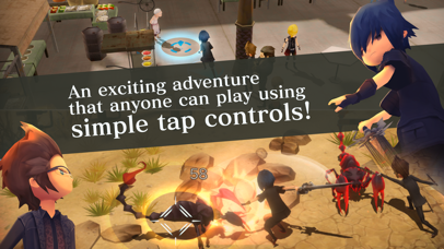 FINALFANTASY XV POCKET EDITION screenshot 3
