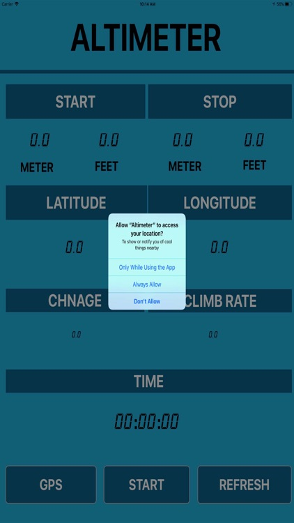 Altimeter - The Measure