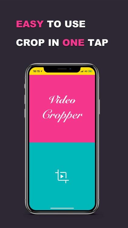 Video Cropper - Crop Videos