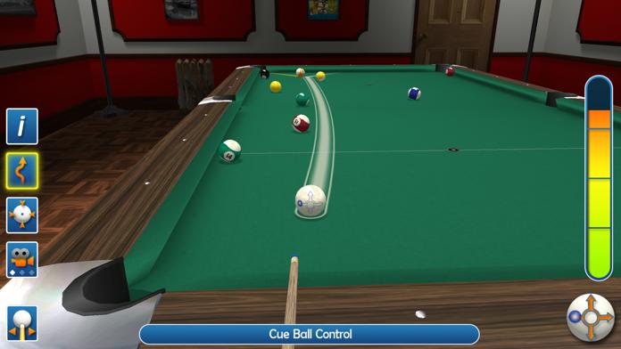 Pro Pool 2018 Screenshot