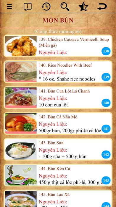 Nấu Ăn Ngon - Công thức nấu ăn screenshot three