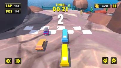 Kids Extreme Car Race 2018 screenshot 1