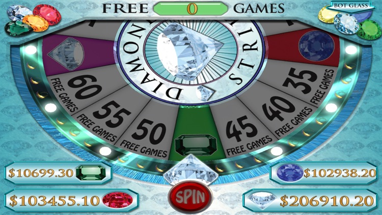 Slots! Diamond Strike