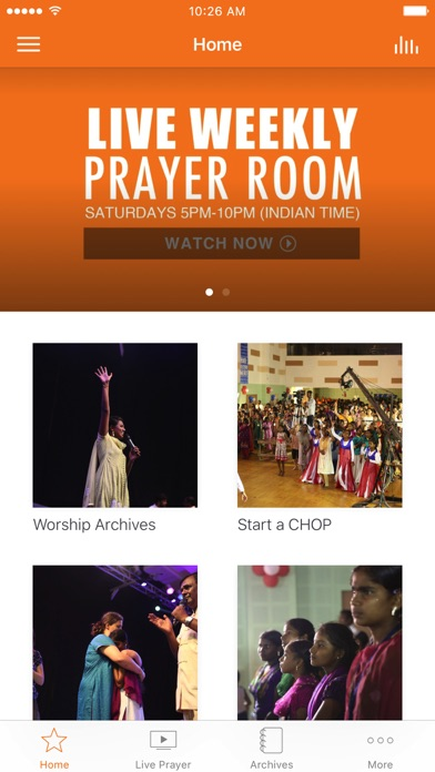 Children House of Prayer screenshot 1