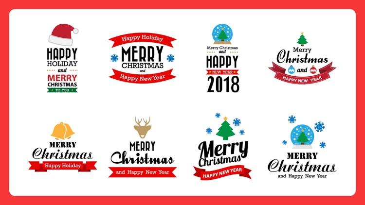 150+ New Year 3D Christmas App screenshot-4