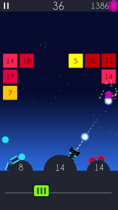 CannonBall Autofire screenshot 3
