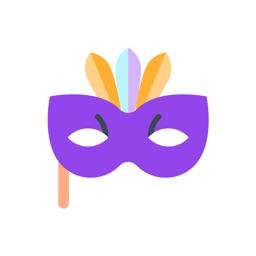Carnival Emoji Stickers