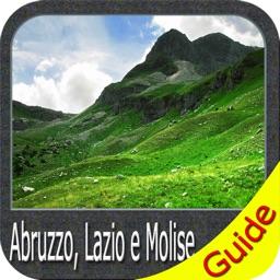 Abruzzo, Lazio e Molise National Park GPS chart