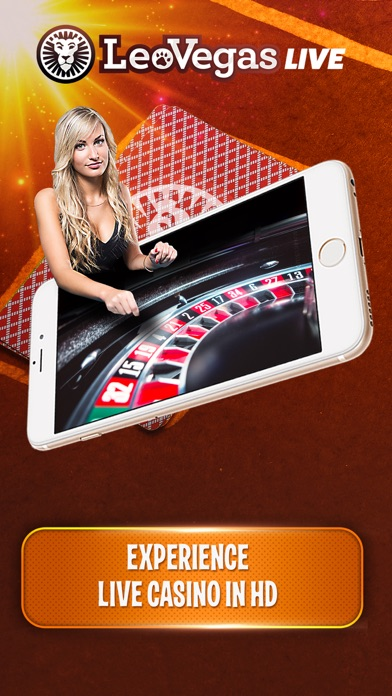 Live Casino by LeoVegas screenshot one