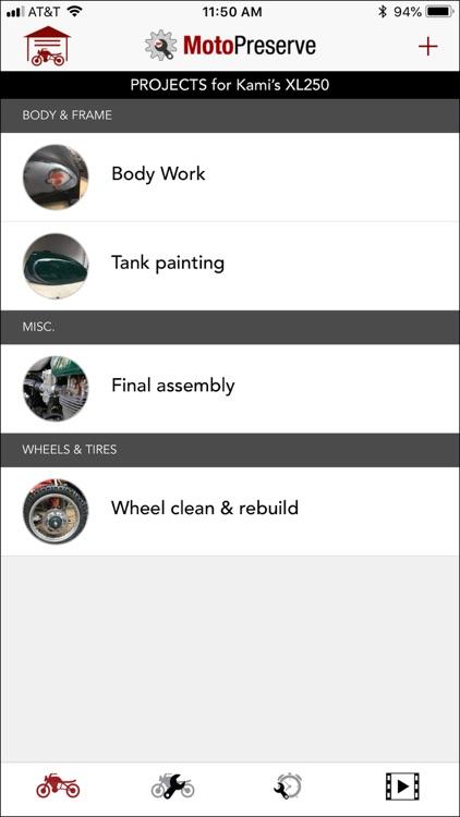 MotoPreserve screenshot-3