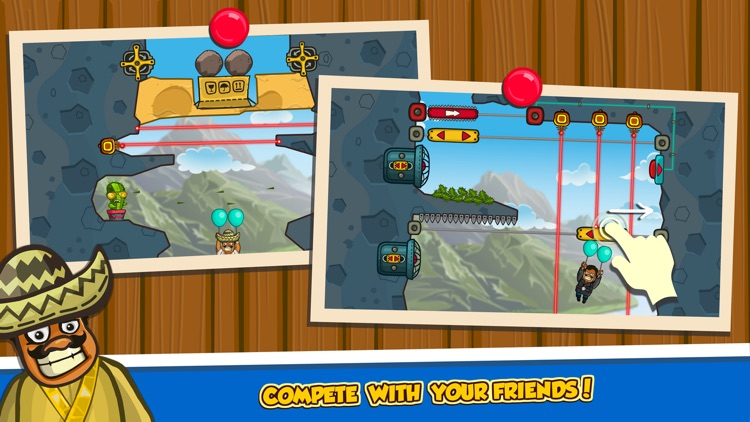 Amigo Pancho 2: Puzzle Journey screenshot-4