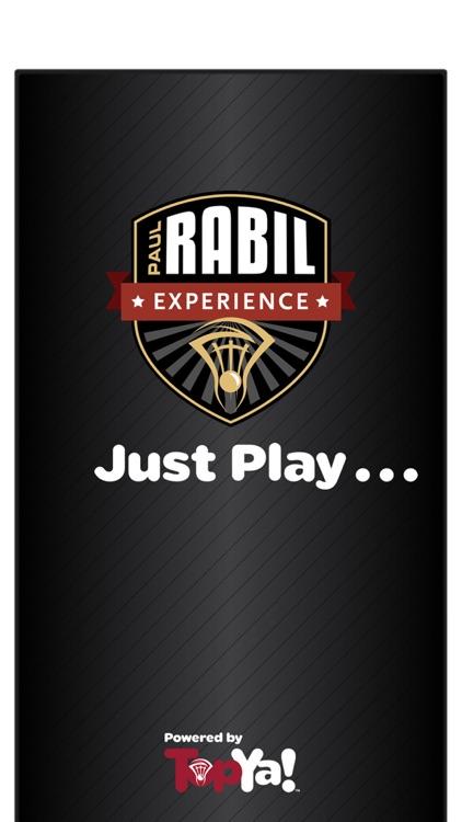 Paul Rabil Experience - TopYa!
