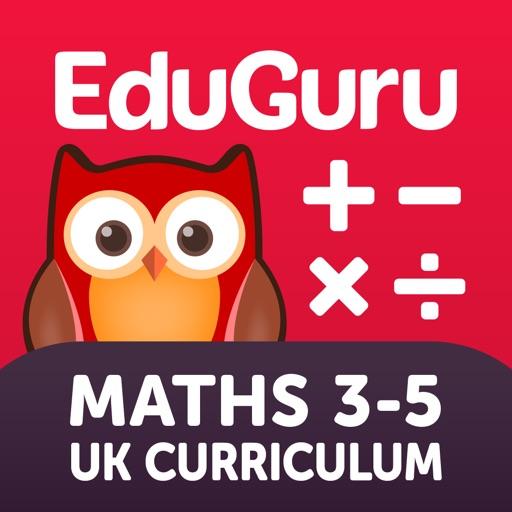 EduGuru Maths Games Age 3-5