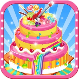 DIY Cake Shop-Fun Cooking Game
