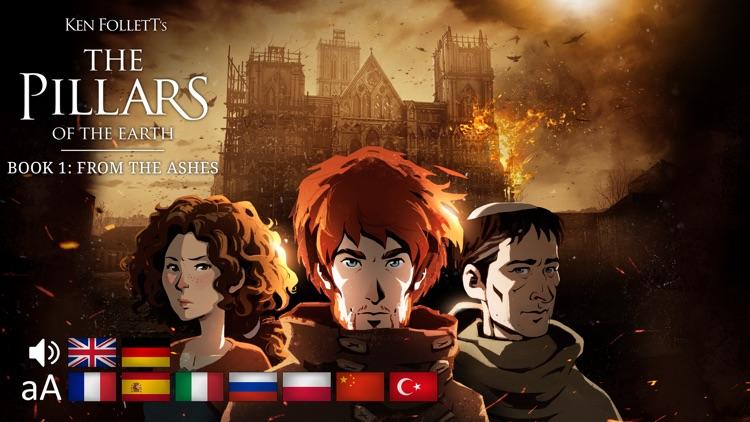 The Pillars of the Earth Game screenshot-0