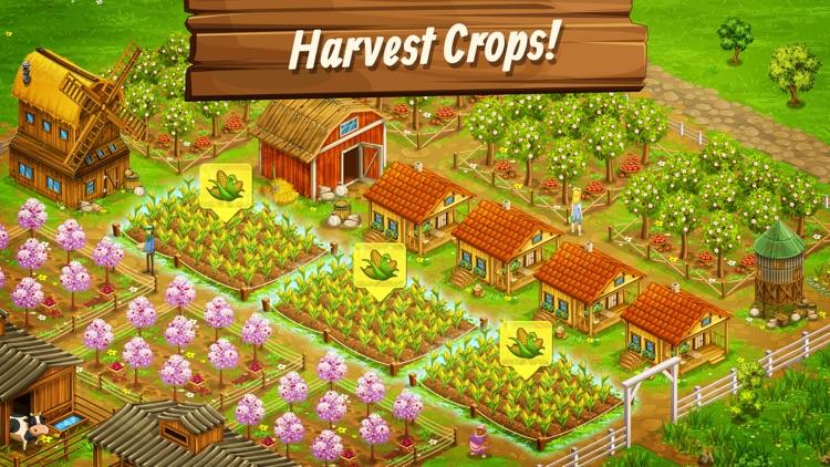 Big Farm: Mobile Harvest screenshot-6