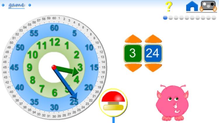 :-) Telling Time screenshot-4