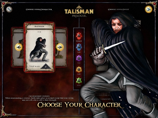 Talisman Prologue для iPad
