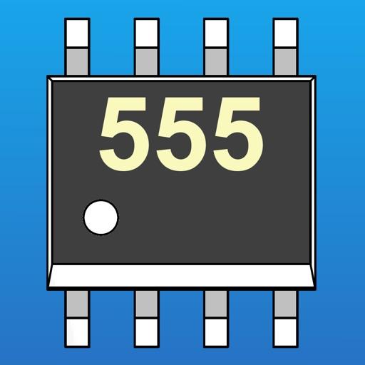 Timer 555 Calculator