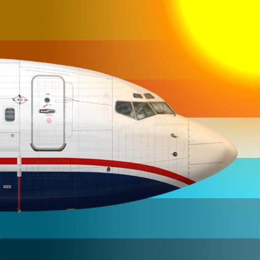737 フライトシュミレーター