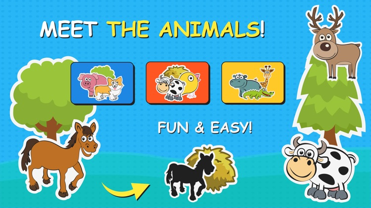 Baby Learning Animals Puzzle