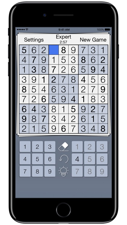 Premium Sudoku Cards screenshot-3