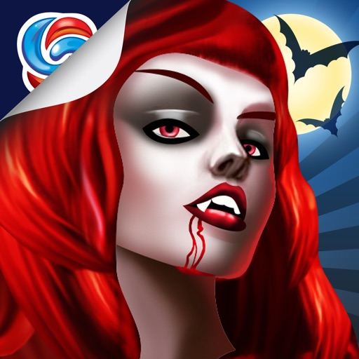 Vampireville: haunted castle adventure icon