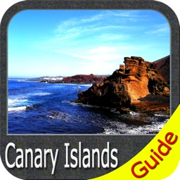 Canary Islands charts GPS map Navigator