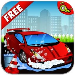Little Car Wash –washing up free kids Games