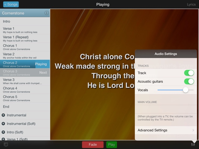iSingWorship on the App Store