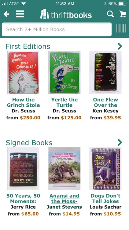 ThriftBooks: New & Used Books screenshot-3