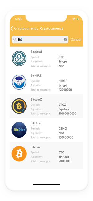 Bitcloud description