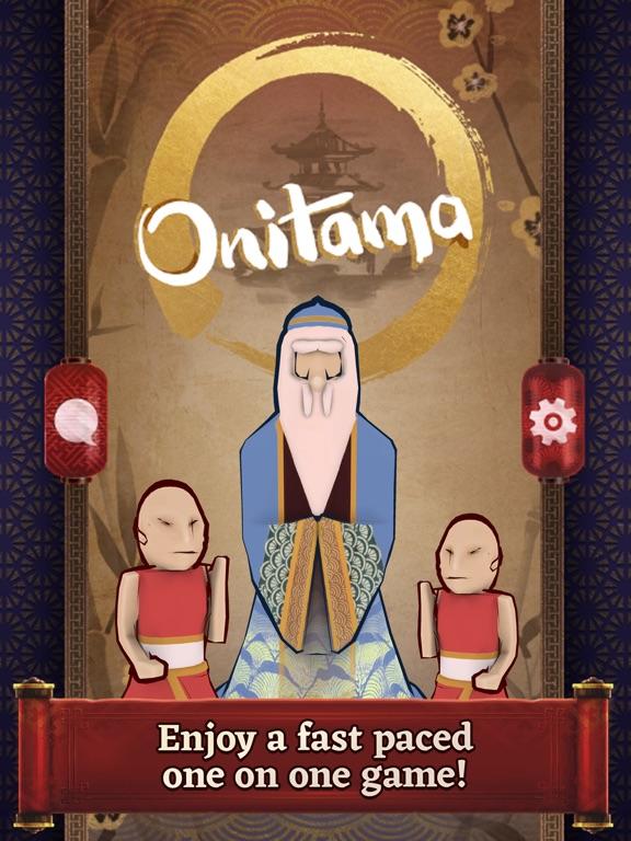 Onitama: The Board Game-ipad-0