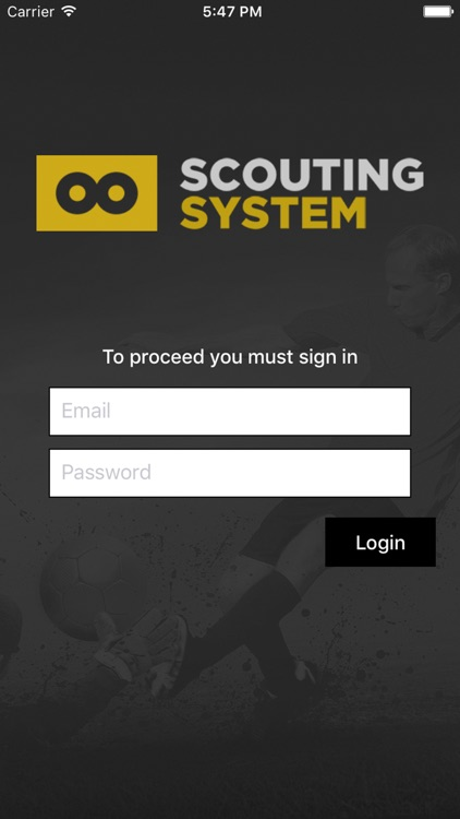 Scouting System Pro Mobile