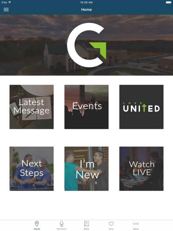 Center Grove Church screenshot 4