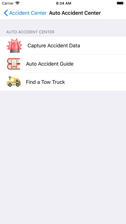 Accident Toolkit & Guide