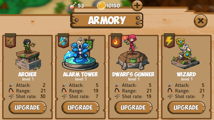 Tower Defense: Epic War