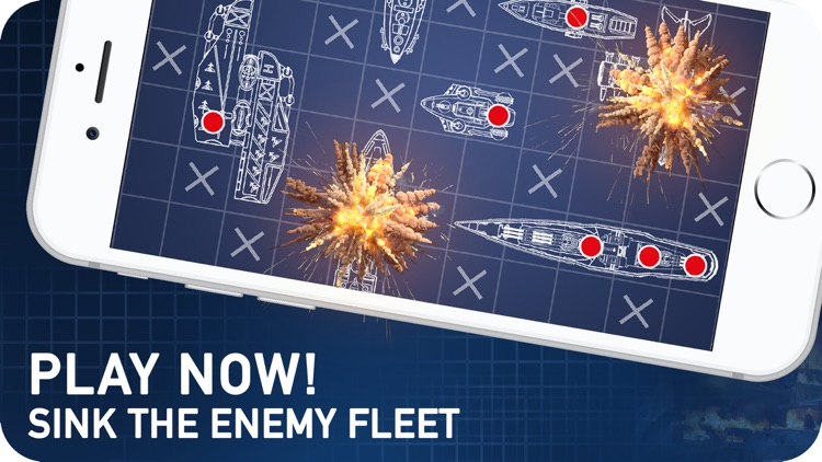 Fleet Battle: Sea Battle game screenshot-0