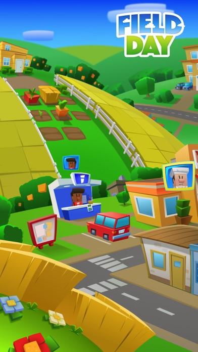 Field Day Screenshot on iOS