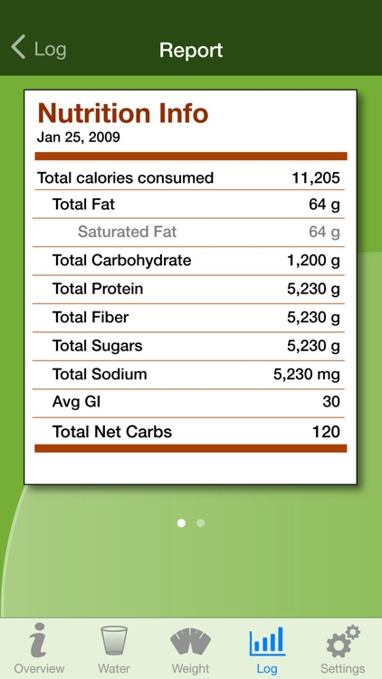Low Carb Diet Assistant screenshot-2