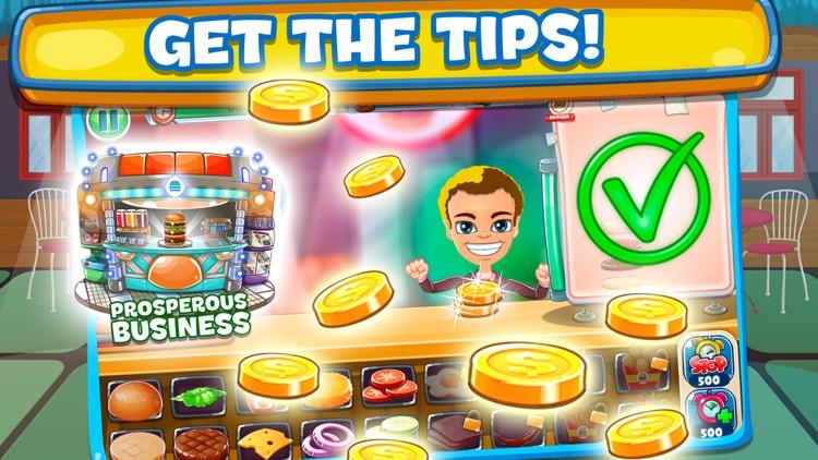 Cheeseburger Cooking Tycoon screenshot-4