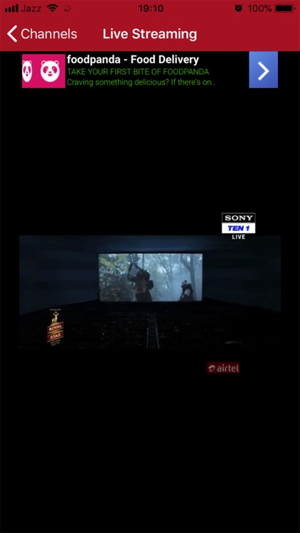 Sony TV Live Streaming screenshot-3