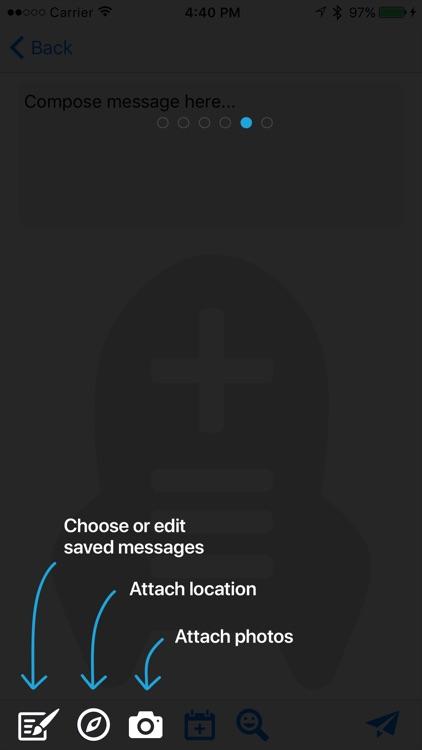 Custom Group Text screenshot-3