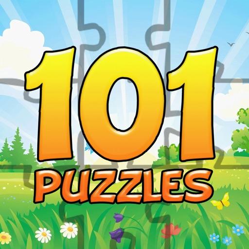 101 Kids Puzzles (SE)