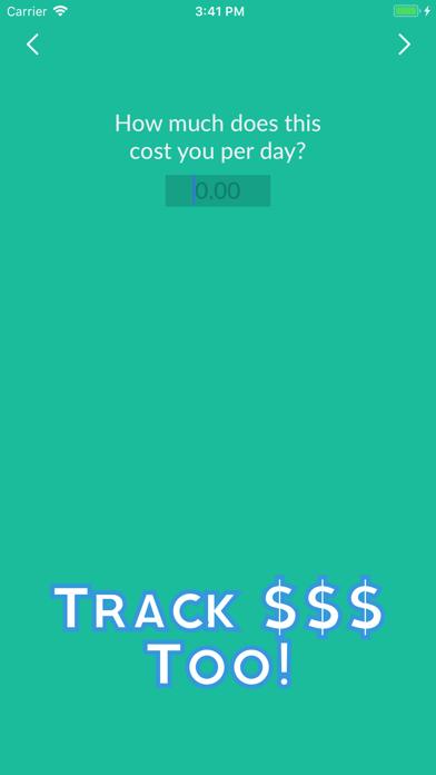 Quit That! - Habit Tracker screenshot four